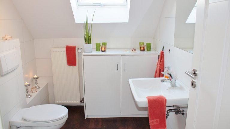 toiletset wastafel