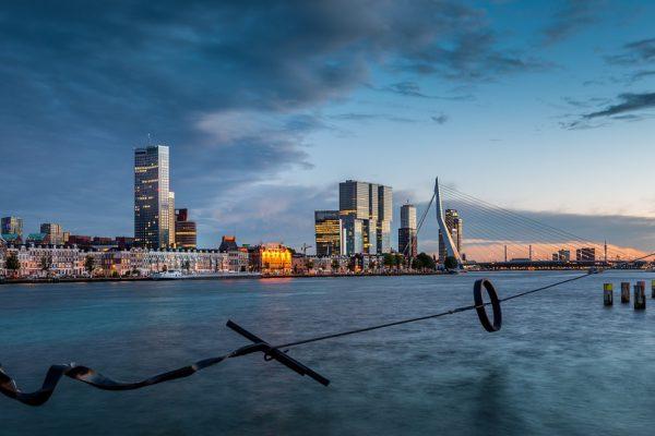 Vergaderlocatie Rotterdam: stad voor een vergadering