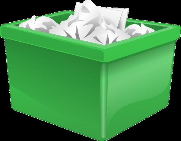 Waarom een afvalbak huren?