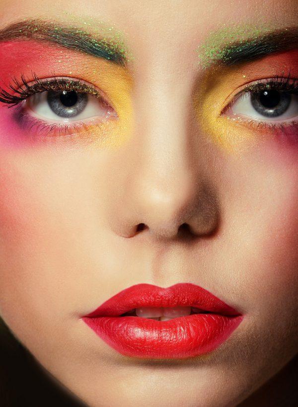 Zo combineer je rode lippenstift